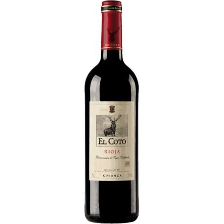 el Coto. Rioja Crianza    . Spanje Rioja