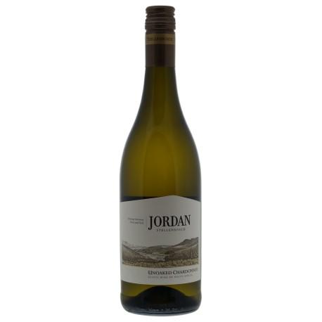 Jordan. Unoaked Chardonnay   . Zuid-Afrika Stellenbosch