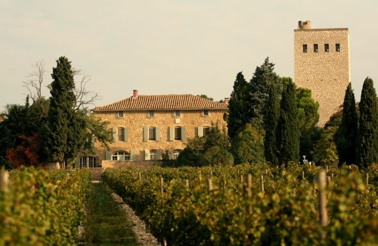 Chateau la Gardine