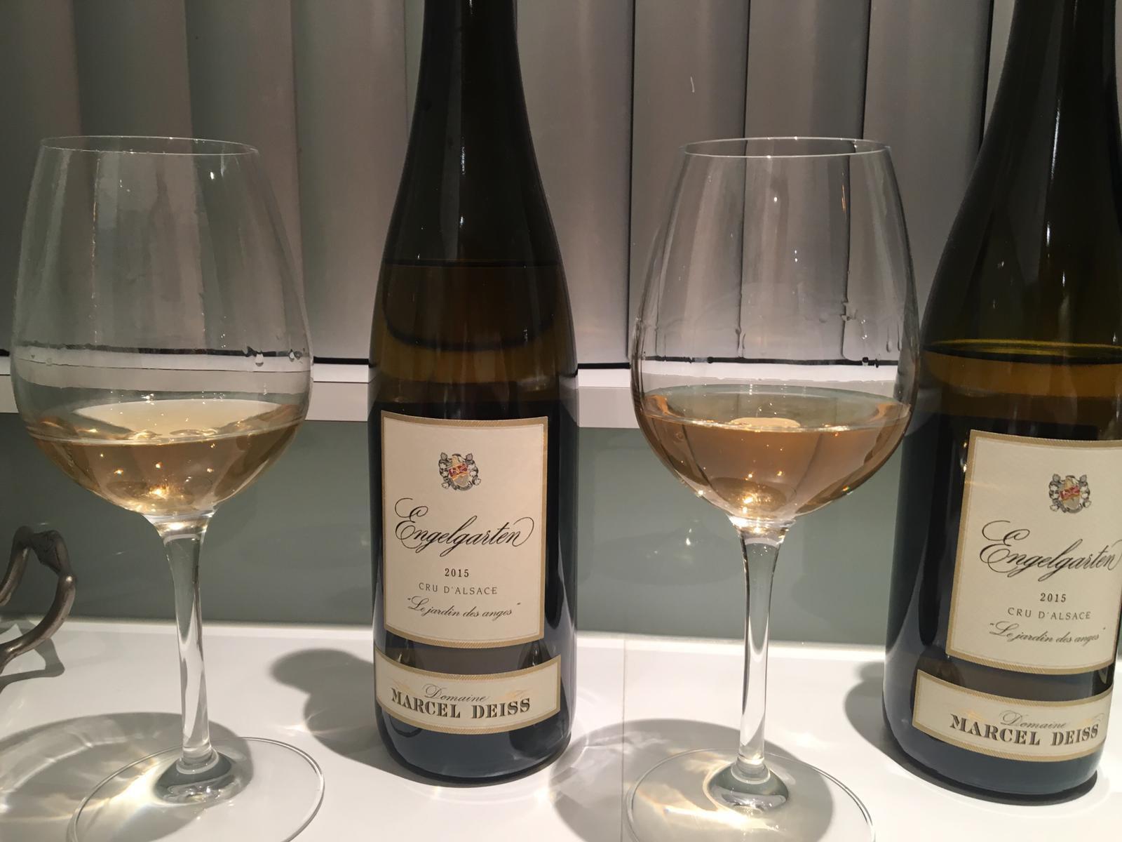 wijnproeverij Domaine Deiss
